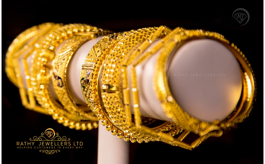 BANGLE. Bangles have always been an inseparable part of women's jewellery collection.